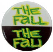 The Fall - 'Name' Button Badge